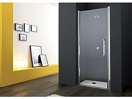 TAMANACO Box doccia porta a battente per nicchia in vetro ...