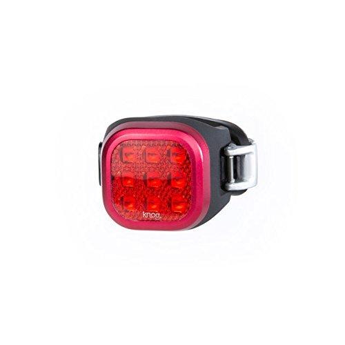 KNOG Blinder Mini Niner Bicycle Tail Light - w/red Light