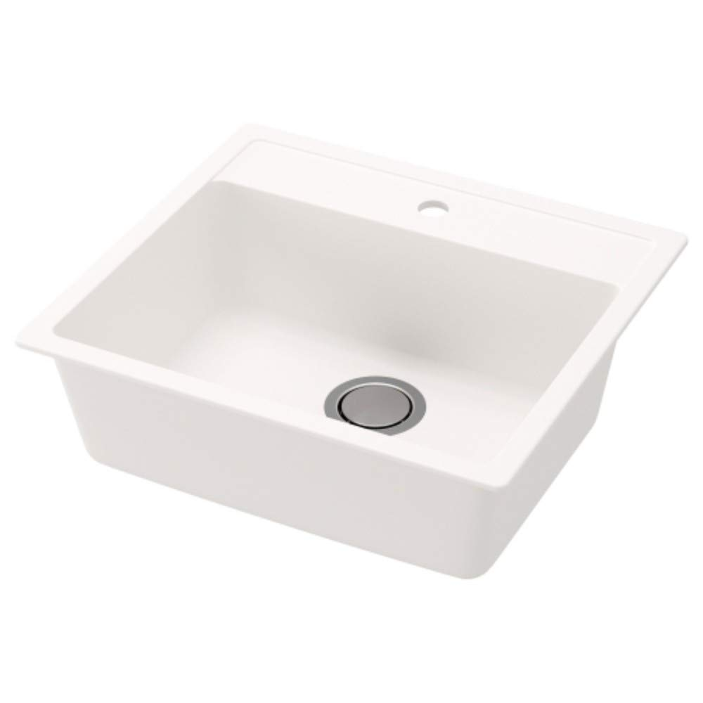 IKEA. 791.576.44 Sink White by IKEA.