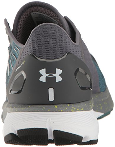 Under Armour Ua Charged Bandit 2, Men's Running Shoes Rhino Gray/Marlin Blue
