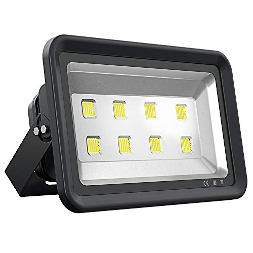 400W Black Flood Light