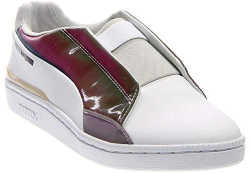 Puma Women's Mcq Brace Lo Feme Sneaker, 5.5, White
