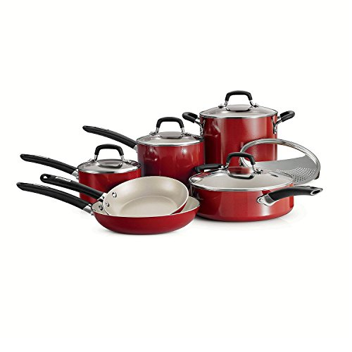 Tramontina 11 Piece Ceramic Cookware Set