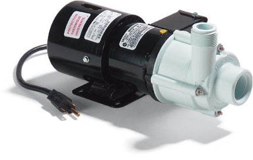 Little Giant - 4-MDQ-SC Inline Pump