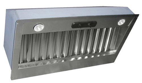 range hood insert. Air King PIN900 3-Speed Professional Range Hood Insert, 900-CFM Insert S
