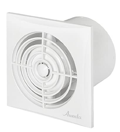 Fine Very Quiet And Powerful Bathroom Extractor Fan 100Mm 4 Beutiful Home Inspiration Xortanetmahrainfo