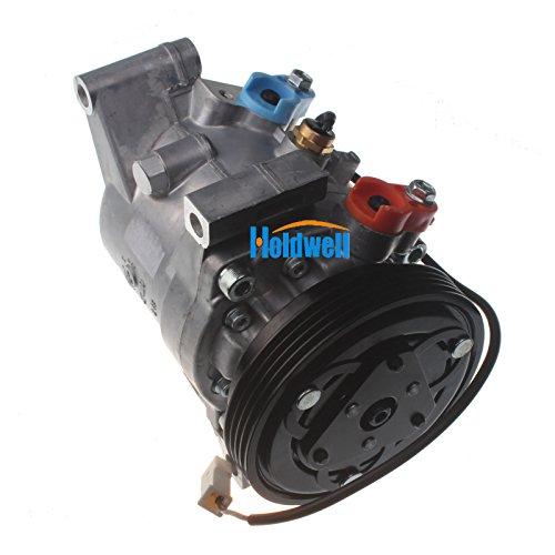 Holdwell Auto AC Compressor 95201-77GB2 9520177GB2 for Suzuki Jimny Seiko Seiki SS07LK10 by Holdwell