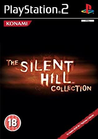 The Silent Hill Collection (PS2): The Silent Hill Collection: Amazon