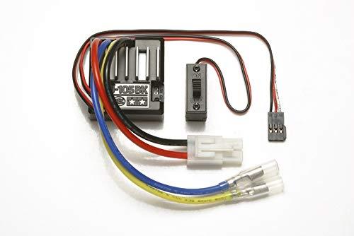 (Tamiya 90549 TEU-105BK BRUSHED Electronic Speed Controller)