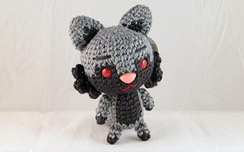 Ginger the adorable crochet fox amigurumi ready to ship | 313x500