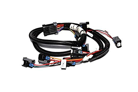 FAST 301208 2.0 Injector XFI Fuel Inector Harness for Chrysler 5.7/6.1/6.4L on battery harness, radio harness, suspension harness, oxygen sensor extension harness, fall protection harness, pet harness, maxi-seal harness, nakamichi harness, dog harness, safety harness, cable harness, alpine stereo harness, electrical harness, engine harness, amp bypass harness, pony harness, obd0 to obd1 conversion harness,
