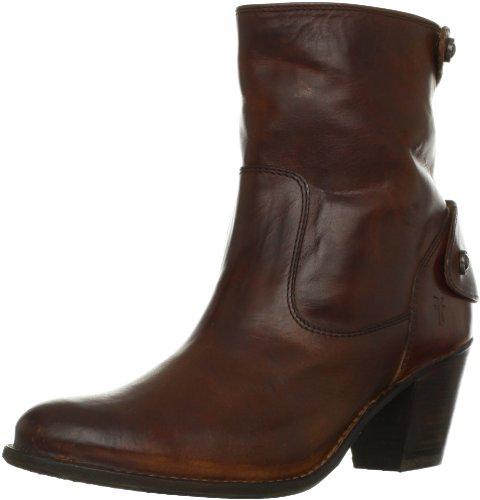 Jackie Womens Redwood Zip Boot FRYE Womens Short FRYE qOw1Hzt