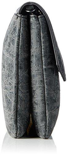 Sansibar Sansibar - Bolso de hombro Mujer Grau (Grau (Grey))