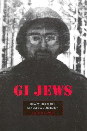 GI Jews: How World War II Changed a Generation pdf