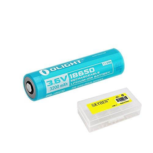 Bundle Olight 3200mAh Battery S30RIII