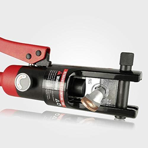 油圧ペンチ手動油圧油圧圧着工具をプライヤー