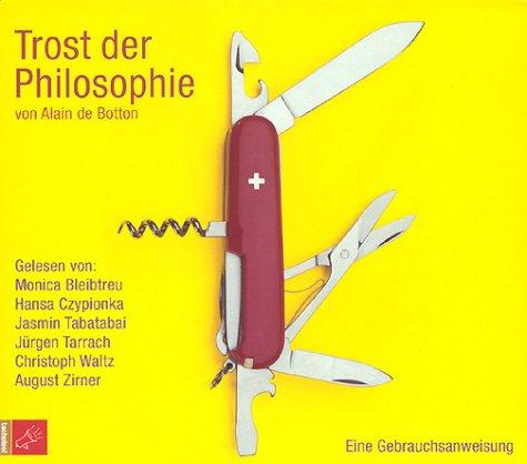 Trost der Philosophie. 6 CDs.