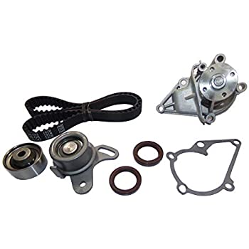 Amazon.com: Timing Belt Kit Hyundai Accent 1.6L (2001 2002 2003 2004 ...