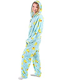 9188521eb583 Forever Lazy Non-Footed Adult Onesies