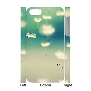 Dandelion 3D-Printed ZLB610565 Personalized 3D Phone Case for Iphone 4,4S