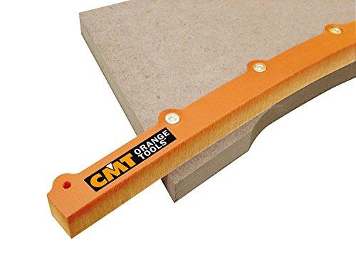 CMT tmp-1200Dima Flexible pour fresature moulées (Curve et à anse), Orange
