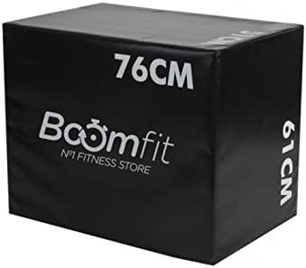 Foam Plyo Box - Caja de Salto Pliométrica 51/61/76 Cm: Amazon.es: Deportes y aire libre