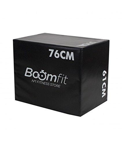 Foam Plyo Box - Caja de Salto Pliométrica 51/61/76 Cm: Amazon.es ...