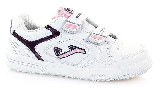 Joma, Scarpe da ginnastica bambine Bianco BLANCO/FUCSIA