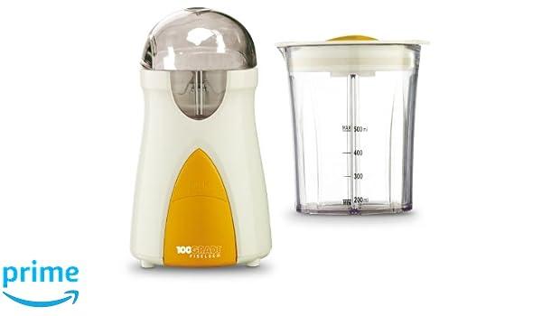 Fiseldem F956 Batidora de vaso 0.5L 150W Color blanco, Amarillo ...
