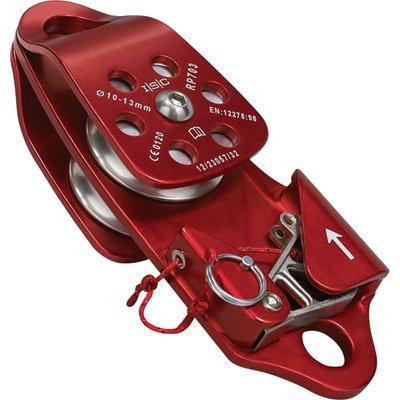 Portable Winch Double Swing Side Self-Locking Pulley - 9000-lb. Break Strength, Model# PCA-1272 -