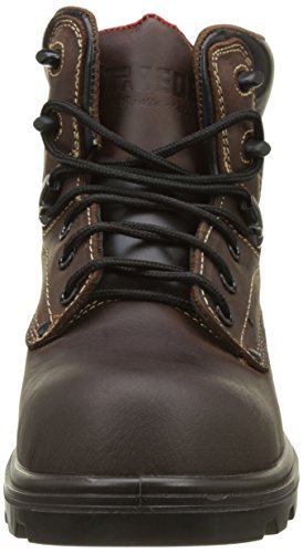 Paredes SP5009MA40berilio II–Zapatos de seguridad S3talla 40MARRÓN