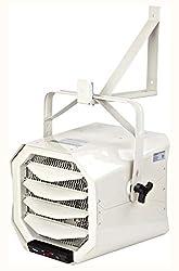 Dr. Heater DR966 240-volt Hardwired Shop Garage Commercial Heater, 3000-watt/6000-watt (Renewed)