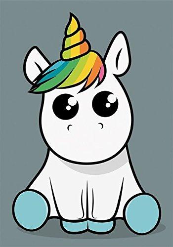 amazon com diy diamond paintings cartoon unicorn handmade diamond