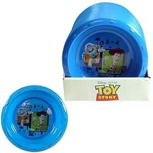 Zak Designs, Inc.-Toy Story Bowls/Plastic (6.5″)