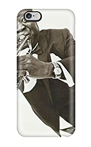 Forever Collectibles Louis Armstrong Hard Snap-on Iphone 6 Plus Case