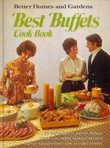 Better Homes and Gardens Best Buffets Cook Book (Best Marble For Home)