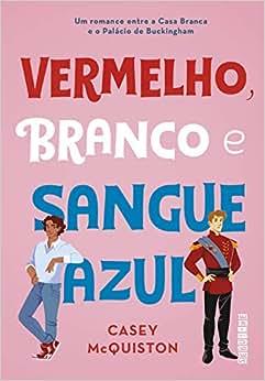 Vermelho, branco e sangue azul - Livros na Amazon Brasil