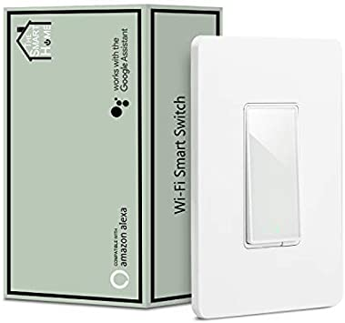 Wifi Smart Socket Smart Home Devices to Control Your Appliance from Anywhere Google Home V06 1 Pack Martin Jerry Mini Wifi Smart Plug Compatible with Alexa no Hub Required