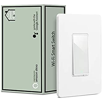 #5 Smart Switch by Martin Jerry | works with Alexa, Smart Home Devices Works with Google