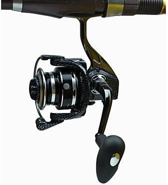 ZMW Carretes para pesca spinning 5.2:1 13 Rodamientos de bolas ...