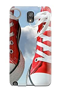 Red Sneakers Case Compatible With Galaxy Note 3/ Hot Protection Case