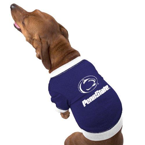 NCAA Penn State University Pet T-Shirt, Small