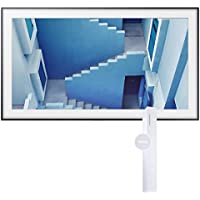 Samsung UN55LS003 55 The Frame 4K UHD Smart TV with 55 The Frame Customizable Bezel (White)