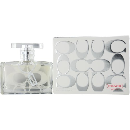 COACH Signature Eau De Toilette Spray for Women, 1.7 Ounce by Coach