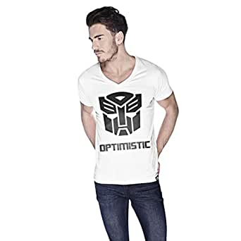 Creo T-Shirt For Men - L, White