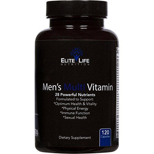 Mens Multi Vitamin Nutrients Multivitamin
