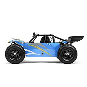 Iron Track RC Electric Barren 1/18th 4WD Desert Buggy Ready to Run (Blue)