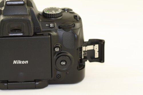 UPC 814733016036, Replacement SD Memory Card Door Cover For Nikon D5000 Digital SLR Camera Repair Part NEW