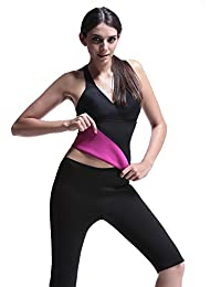 Women's Hot Thermo Sweat Neoprene Shapers Slimming Belt Waist Cincher Girdle For Weight Loss
