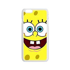 Lovely SpongeBo Cell Phone Case for Iphone 6 by lolosakes